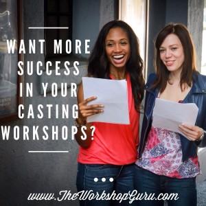 Success in Workshops