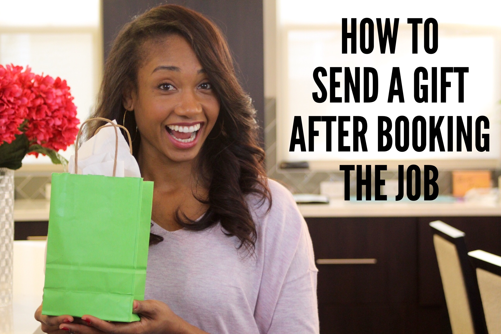 How To Send A Gift After You Book A Job   The Workshop Guru