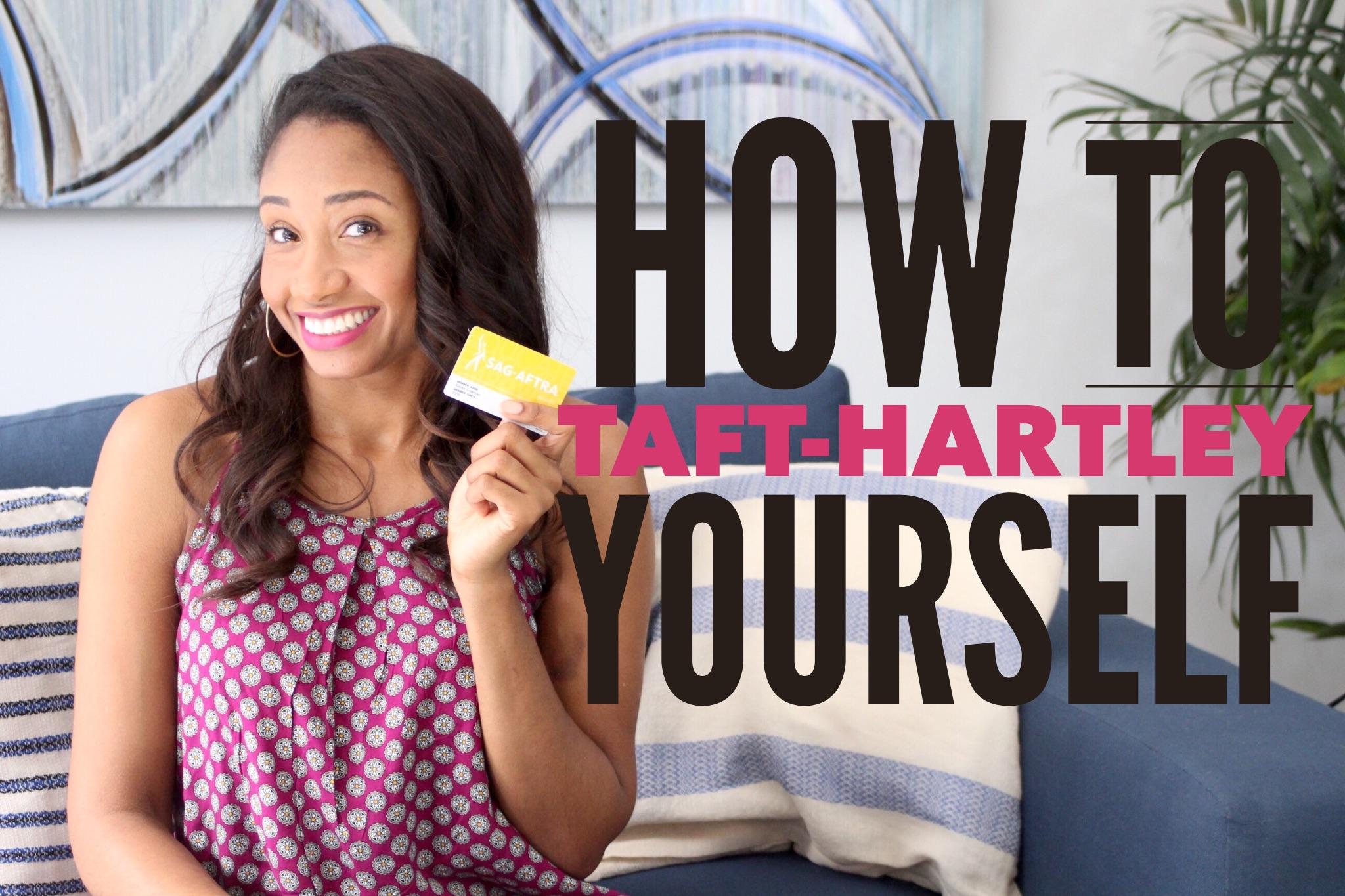 How To Taft-Hartley Yourself | The Workshop Guru