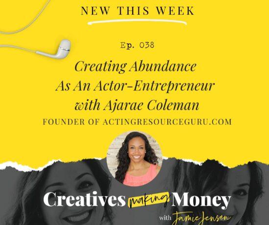 Creatives Making Money | Ajarae Coleman