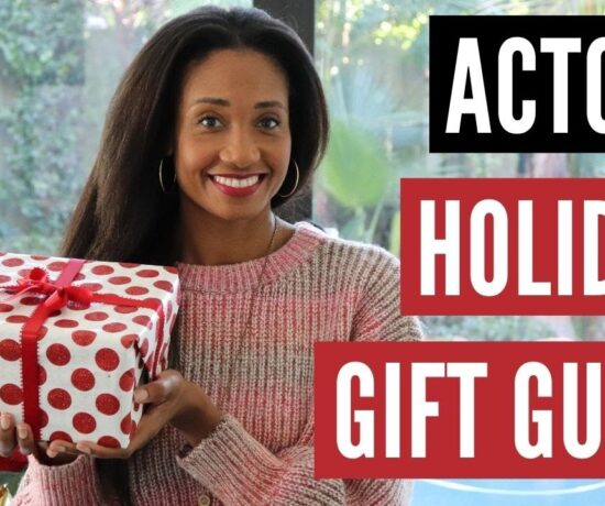 Actors Holiday Gift Guide